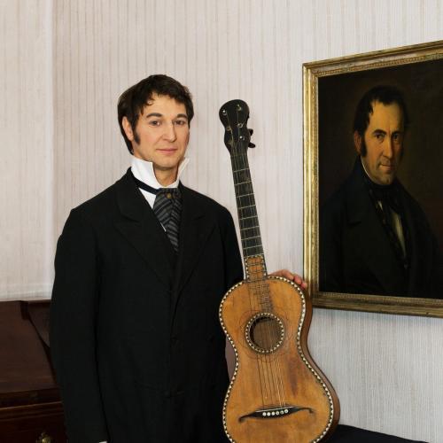 Gruber, guitar