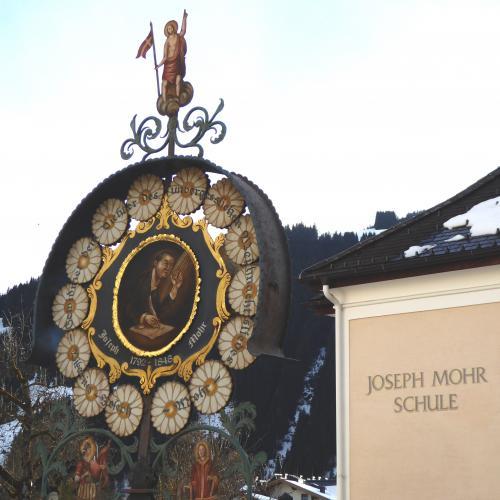 Letzte Ruhestätte, Joseph Mohr