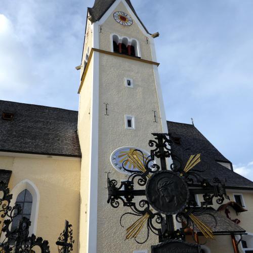 Kirche, Wagrain