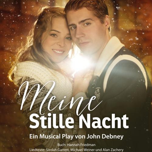 (c) Salzburger Landestheater, Plakatmotiv Meine Stille Nacht Paar