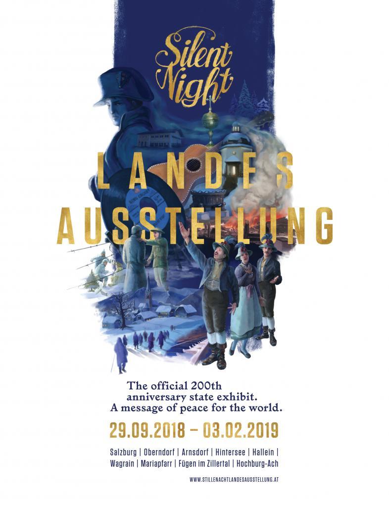(c) Stille Nacht 2018 GmbH, State exhibit poster