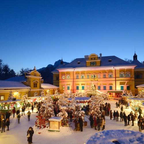 Weihnachtsmarkt, Adventmarkt, Advent, Hellbrunn, Salzburg