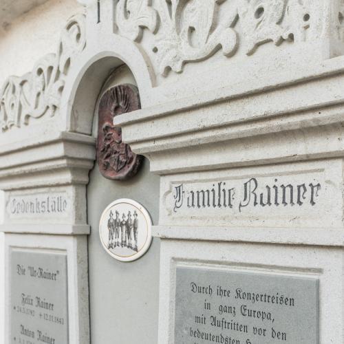 Rainer Singer Memorial in Fügen