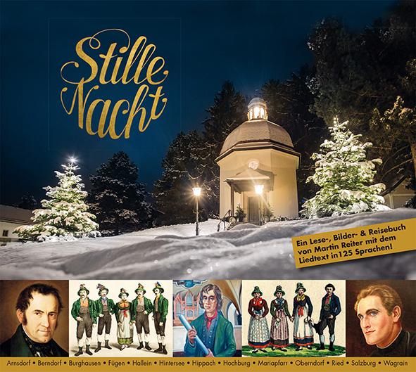 """(c) Edition Tirol, Buch """"Stille Nacht! Heilige Nacht!"""""""