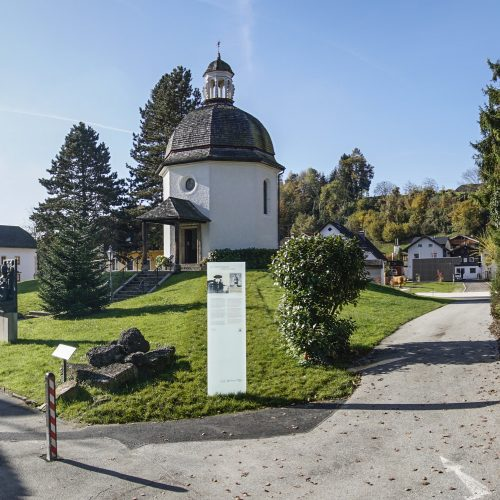 Stille-Nacht-Kapelle in Oberndorf