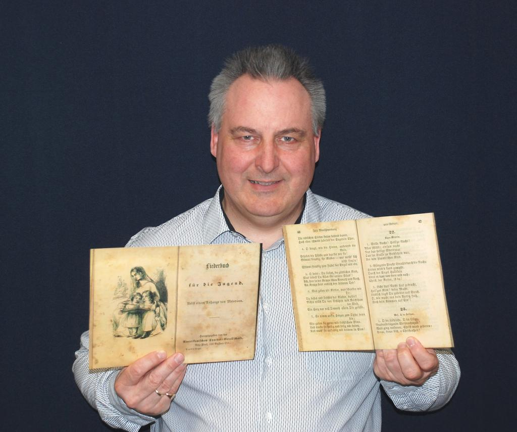 "In March 2018 Silent Night researcher Martin Reiter found the oldest published version of ""Silent Night! Holy Night!"" outside of Europe, printed 1840 in New York."