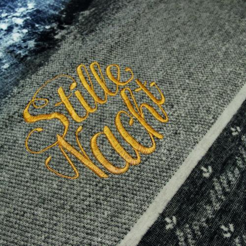 Tirol Shop_Stille Nacht Edition_blanket