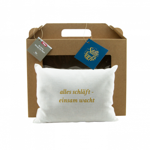 Tirol Shop_Stille Nacht pine pillow