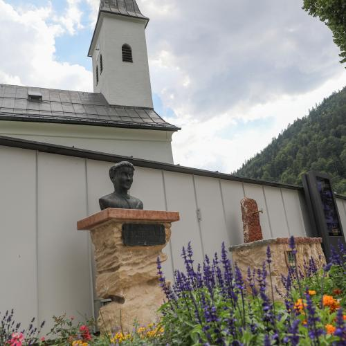 (c) Franz Neumayr, Stille-Nacht-Ort Hintersee